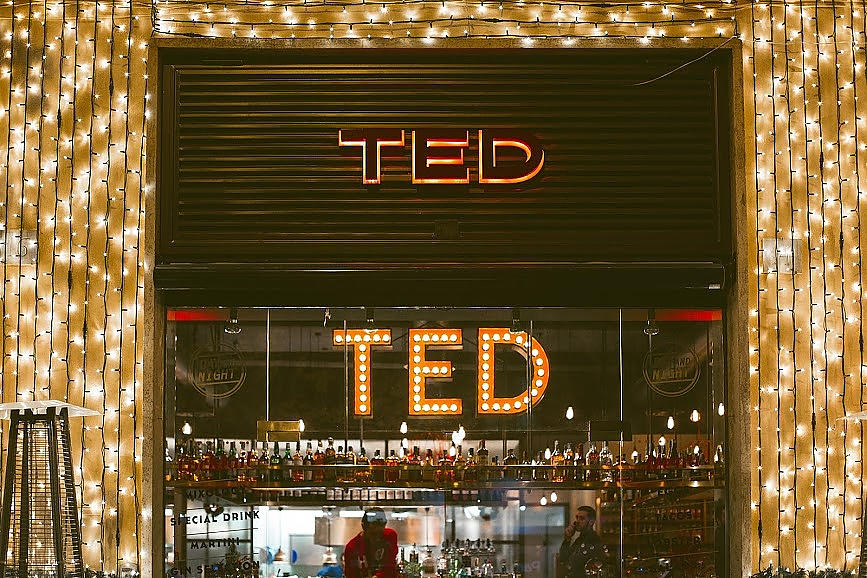Hamburger a Roma? Ted!