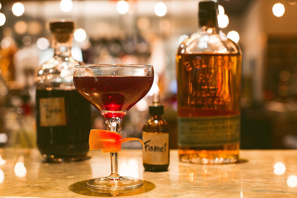 Manhattan cocktail: prova la ricetta TED!