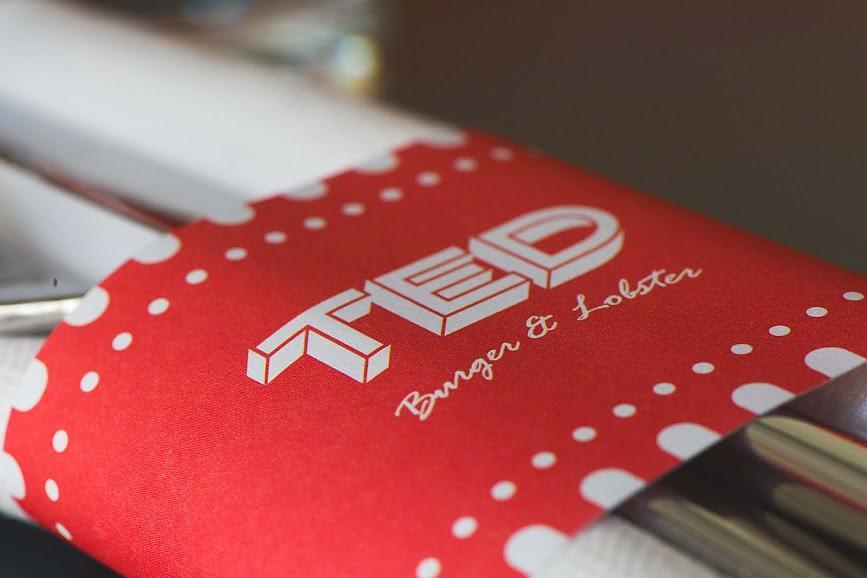 Astice al forno Ted