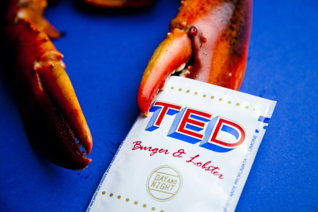 Astice canadese Ted