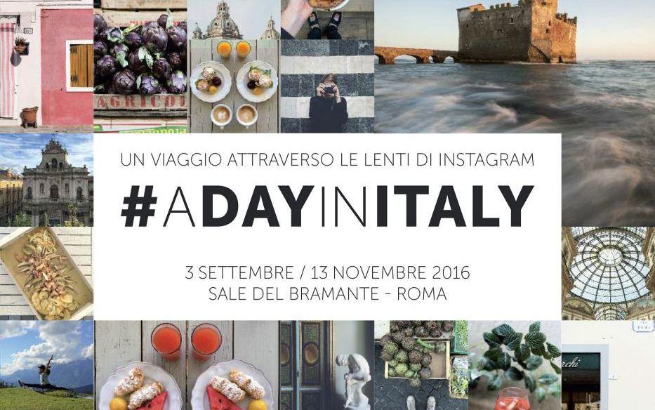 #ADAYINITALY: Un viaggio attraverso le lenti di Instagram
