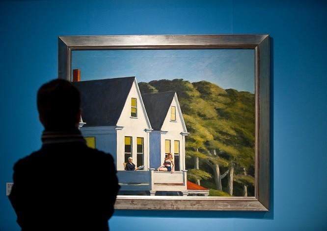 Edward Hopper: a Roma, la mostra da non perdere.