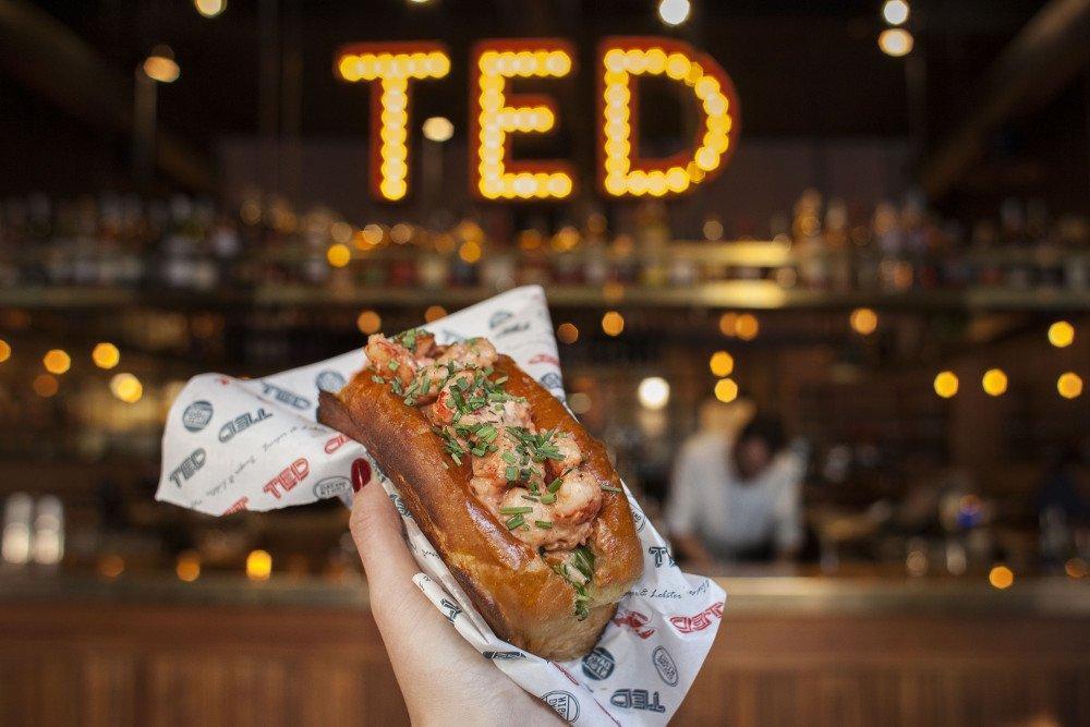 Uova di astice TED