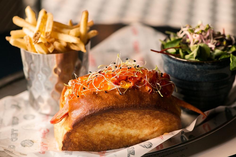 ristorante pesce roma prati lobster roll