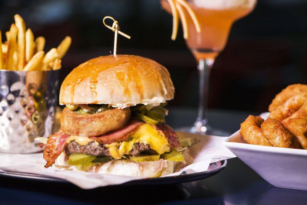 Ricetta per Hamburger Americano: provate quella di TED!