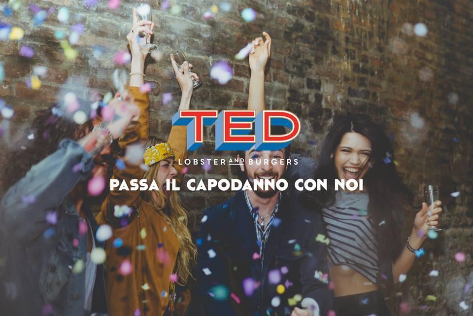 Capodanno a Roma? Ti aspettiamo da TED!